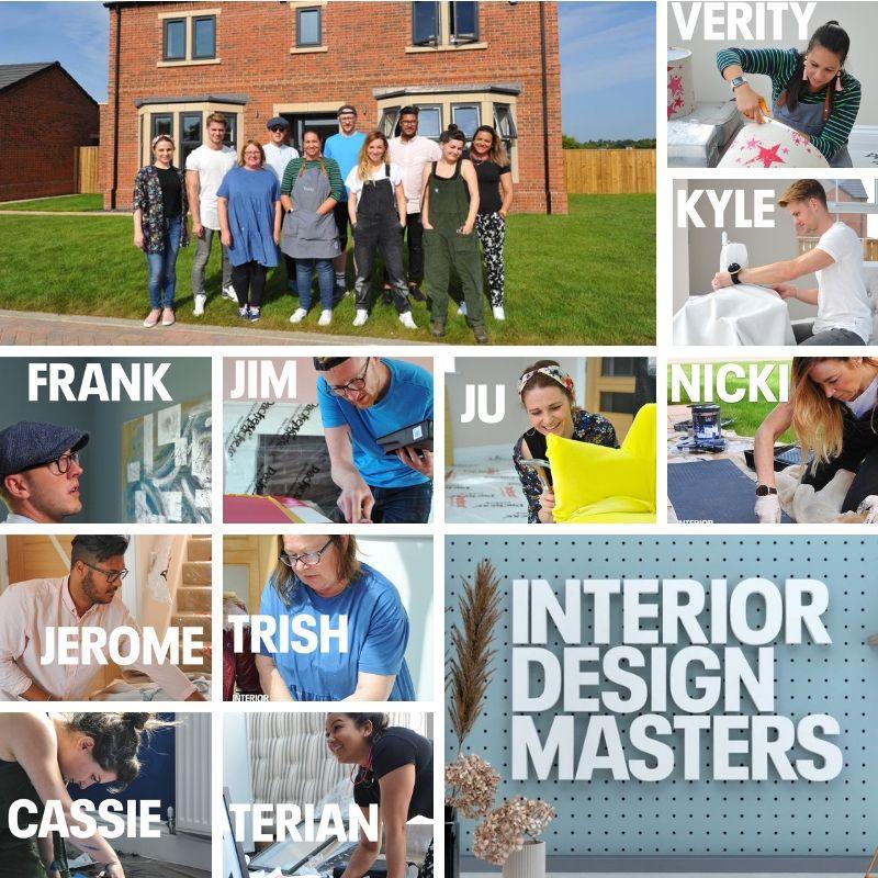 Netflix \u0026 BBC2 Interior Design Masters \u2013 Rascal \u0026 Roses