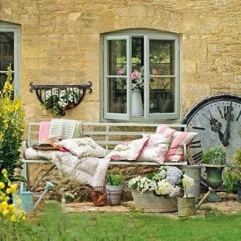 Beautiful gardens (for lazy gardeners)
