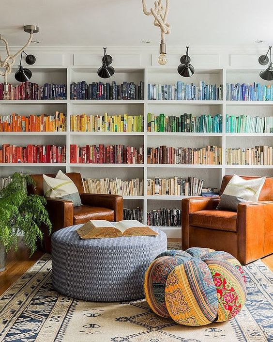 Inspirational Home Libraries